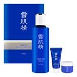 KOSE Sekkisei Toner Lotion Facial Wash 3 pcs Set