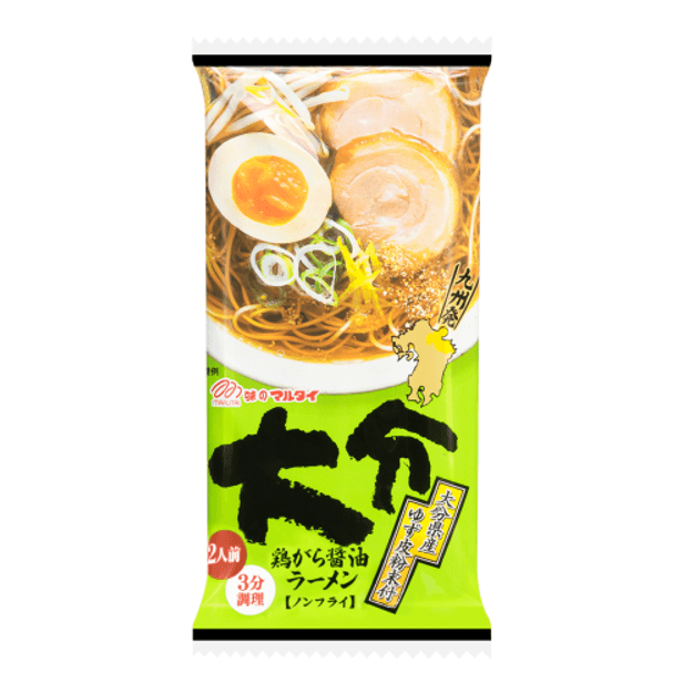 Product Detail - Ooita Instant Noodle 214g - image 0