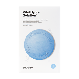 DR.JART+ Dermask Water Jet Vital Hydra Solution Mask 5sheets