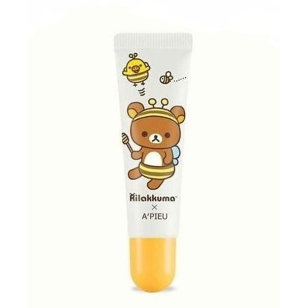 Product Detail - A\'PIEU Rilakuma Honey & Milk Lip Scrub 5g - image 0