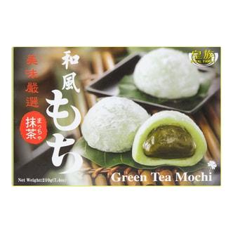 台湾皇族 日式和风麻糬 抹茶味 210g