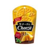 GLICO Biscuit Snack Cheeza Cheddar 40g