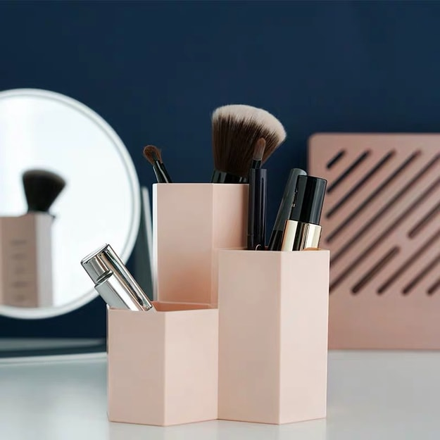 Product Detail - 2021LIFE MAKEUP BRUSH ORGANIZER-PINK - image 0