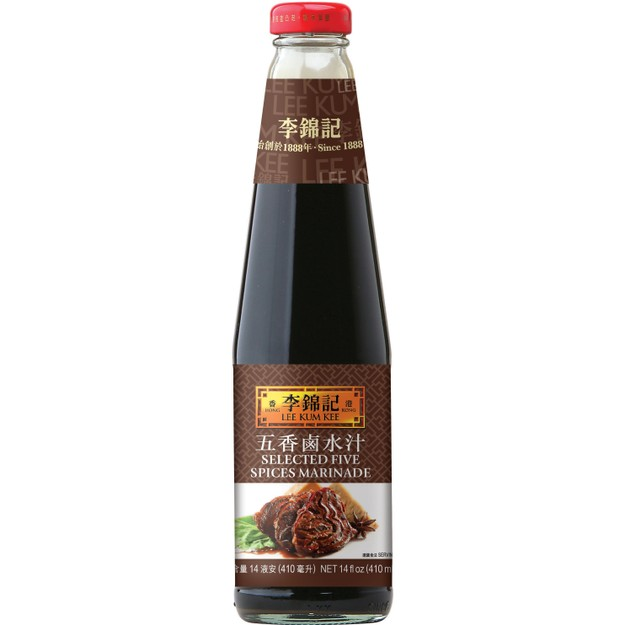 商品详情 - 李锦记 五香卤水汁410ml - image  0