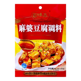 百味斋 麻婆豆腐调料 150g