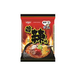 Nissin Instant Noodles Korean Spicy 92g*5 bags