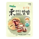 韩国JAYONE 带壳有机栗子 150g USDA认证