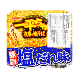 Yomise-no Yakisoba Oriental Flavor with Mayonnaise 130g