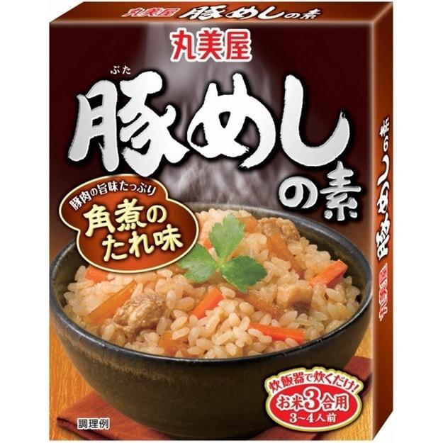 商品详情 - 【日本直邮】MARUMIYA丸美屋 猪肉的素 猪肉饭 红烧味  170g - image  0