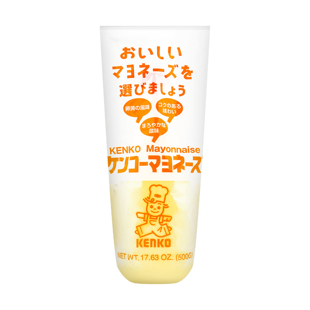 Product Detail - KENKO Mayonnaise 500g - image 0