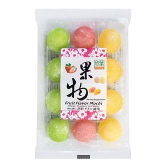FORMOSA YAY Fruit Mochi 240g