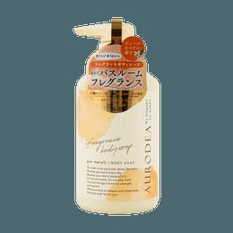 日本AURODEA 香水沐浴乳 PUR NEROLI 480ml
