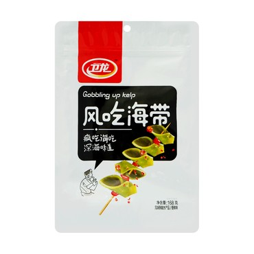 WEILONG Crisp And Spicy Kelp 168g