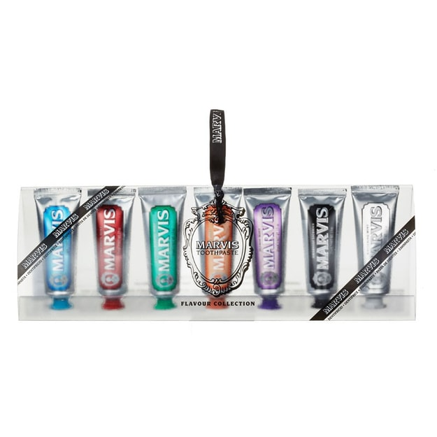 Product Detail - MARVIS Toothpaste  Flavour Collection Gift Set 7 x 25ml - image 0