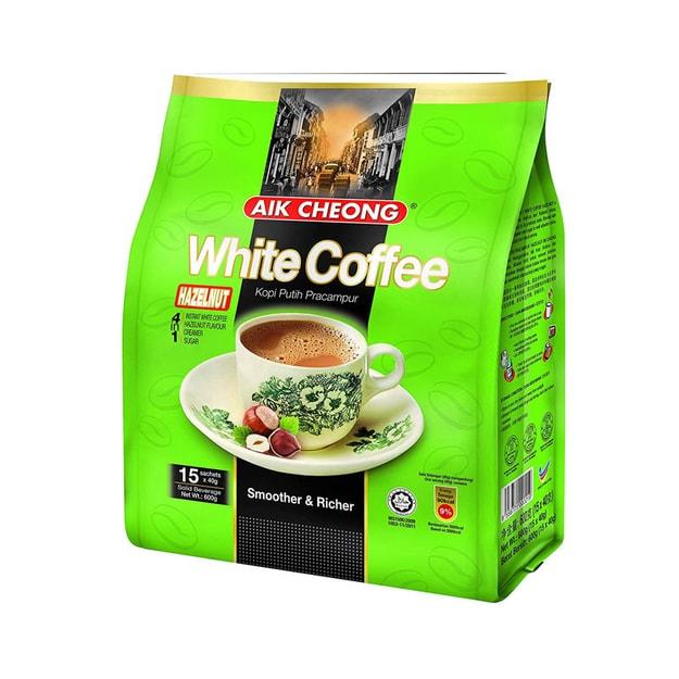 商品详情 - 益昌四合一 白咖啡-(榛子味) 15小袋 X 40克 (600g) - image  0