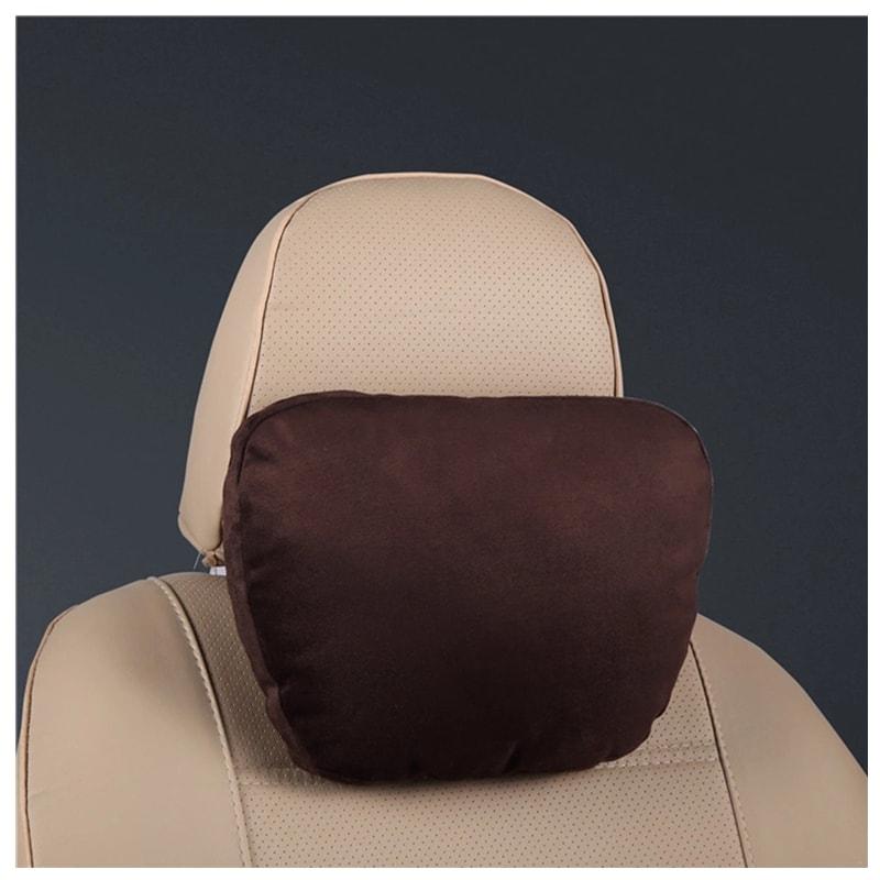 中国直邮奔驰汽车头枕S级迈巴赫颈椎枕头车用座椅脖靠垫靠枕护颈枕摩卡色一件 怎么样 - 亚米网