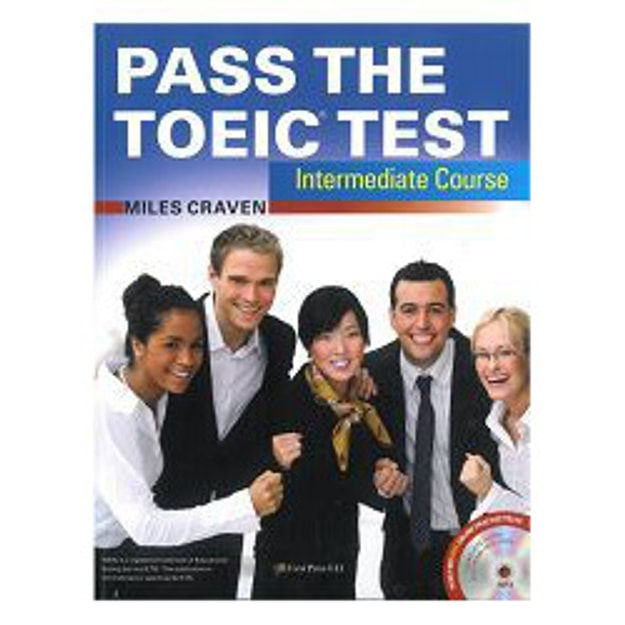 Product Detail - 【繁體】Pass the TOEIC Test Intermediate(with MP3 + Key audio scripts) - image 0
