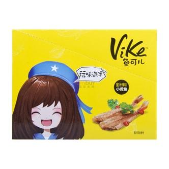 ROFEEL VIKE Little Yellow Croaker Honey Spicy 320g
