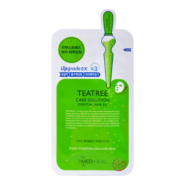Product Detail - MEDIHEAL Teatree Care Solution Essential Mask 1sheet - image 0