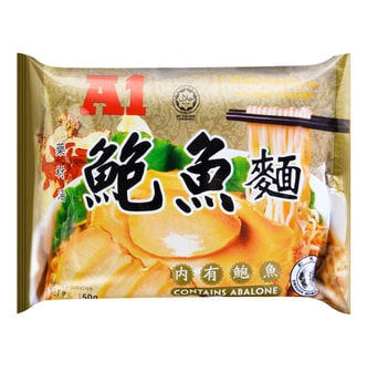 A1 Herbal Abalone Instant Noodle 150g