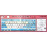 86/98版五笔字型键盘卡