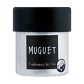 Japan  Fragrance Gel Can for Room and Car 85g #Muguet 1pc