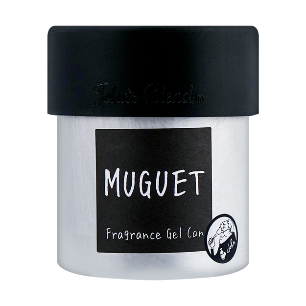 Product Detail - Japan  Fragrance Gel Can for Room and Car 85g #Muguet 1pc - image  0