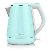JOYOUNG Princess Edition Double Wall Stainless Steel Water Kettle Blue 1.5L K15-F023M