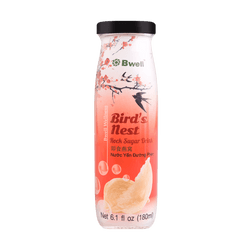 BWELL Bird's Nest Rock Sugar Drink 180ml