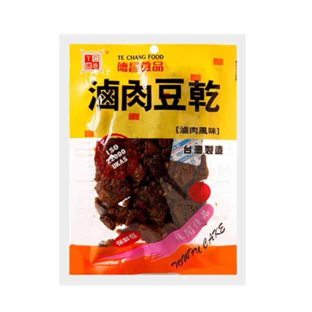 商品详情 - 台湾德昌食品 卤肉豆干 115g - image  0