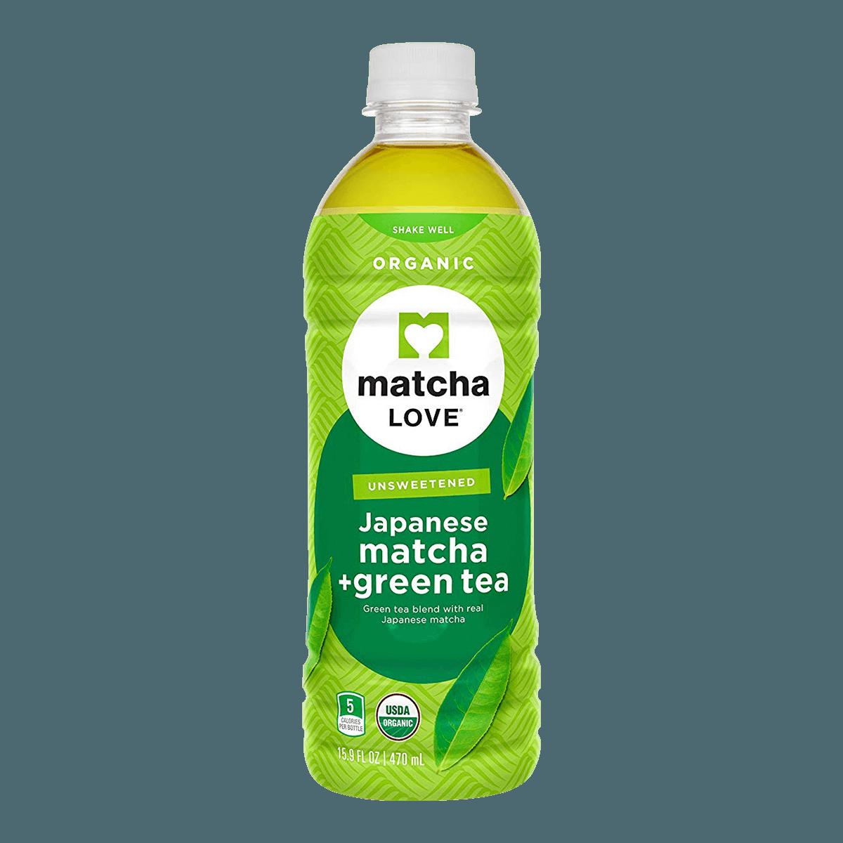 日本ITO EN伊藤园 MATCHA LOVE 无糖抹茶绿茶 470ml USDA认证 怎么样 - 亚米网