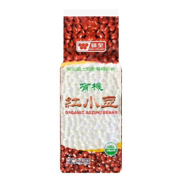 Product Detail - WEI CHUAN Organic Adzuki Beans 396g - image 0
