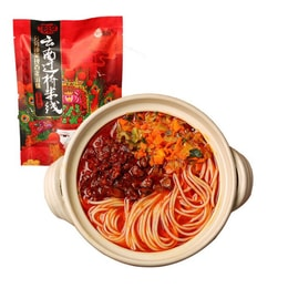 MANWAN YUNNAN CROSS BRIDGE RICE NOODLE SPICY SOUP 270g