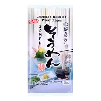 日本SHIRAKIKU赞岐屋  日式冷面 1kg