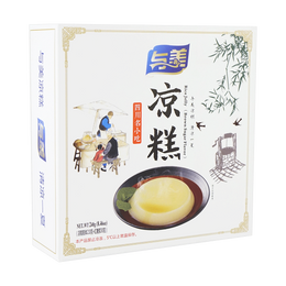 YUMEI Rice Jelly (Brown Sugar Flavor) 240g