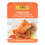 香港李锦记 中国名菜系列之甜酸排骨酱 80g