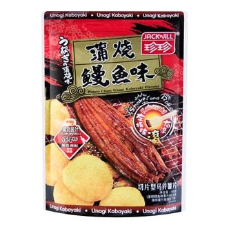 珍珍JACK N JILL 蒲烧鳗鱼味薯片 45g