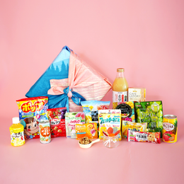 【Japanese snack box】 Fruity Summer