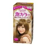 [日本直邮]KAO 花王 Liese Prettia 泡沫染发膏 #果汁软糖棕 96g