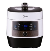 MIDEA Stainless Steel 7-in-1 Multi-Function Programmable Pressure Cooker 5L MY-SS5062