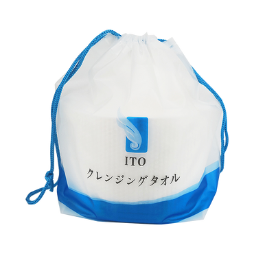 ITO||一次性干湿两用绵柔洗脸巾||1卷(约80片)