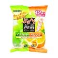 ORIHIRO Puru's Konnyaku Jelly Muscat and Orange Flavour 12pcs