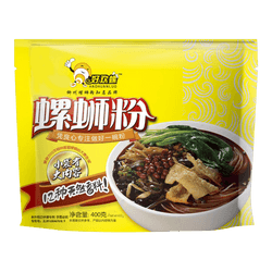 HAOHUANLUO Instant Spicy Rice Noodle 400g