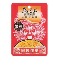 乌江涪陵榨菜 微辣榨菜丝 80g