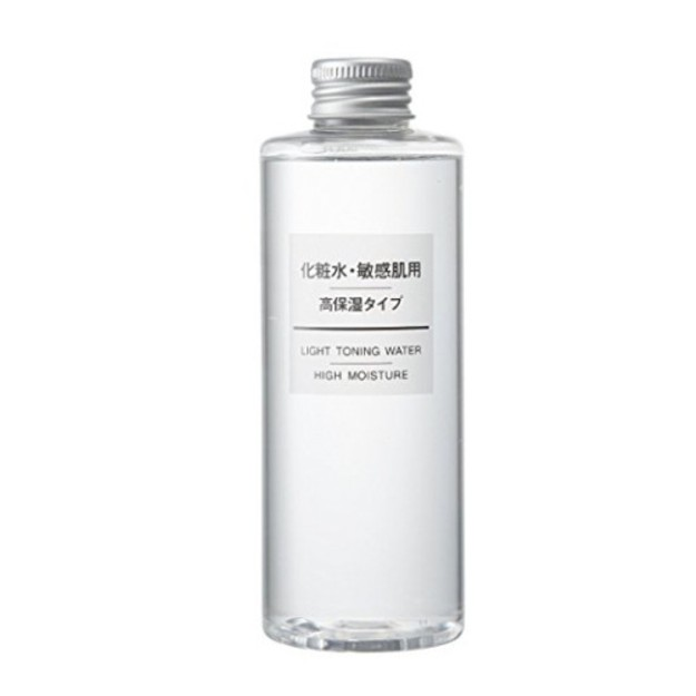 Product Detail - MUJI Light Toning Water High Moisturizing  200ml - image 0