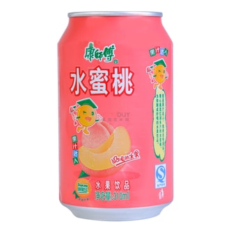 MASTER KONG Peach Drink 310ml