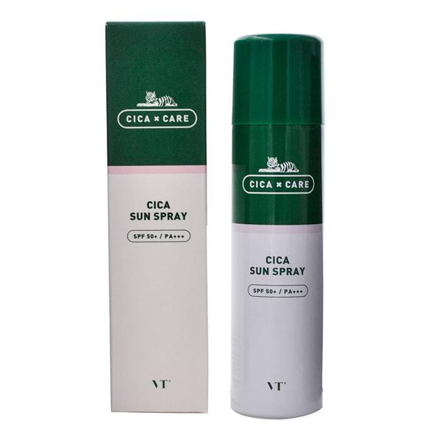 Product Detail - VT COSMETICS CICA Sun Spray SPF50 PA++++ 150ml - image 0