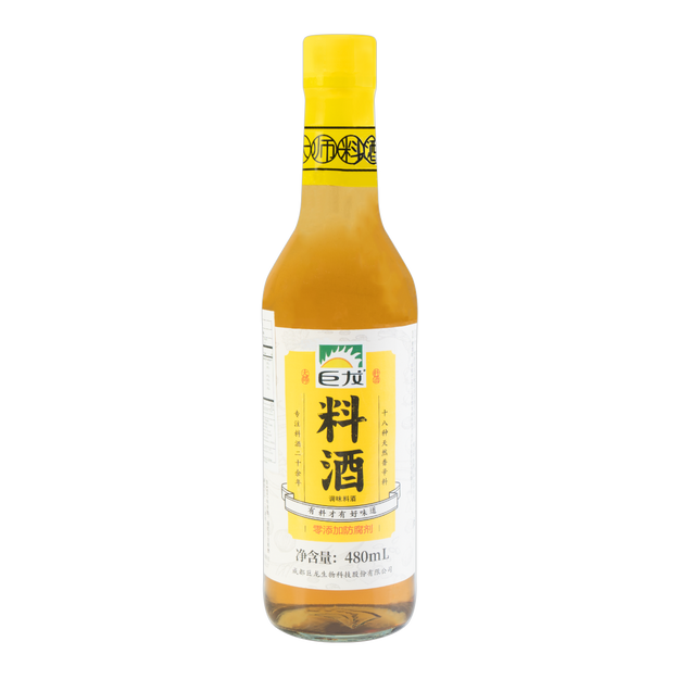 JULONG Cooking Wine 480ml
