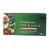 【日本直邮】 日本OM-X 12PLUS  3年乳酸菌植物发酵 生酵素粒  100粒