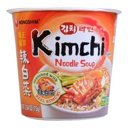 Vegan Kimchi Cup Noodle 75g